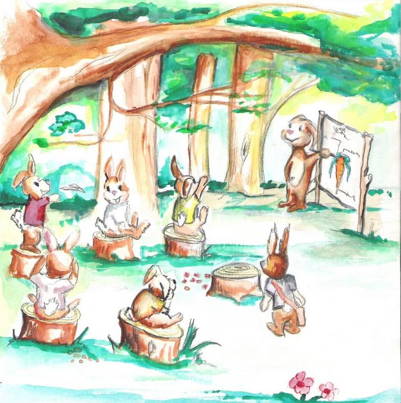 rabbit class